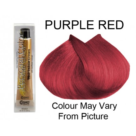 Personal Color Purple Red Intensifiers 100ml