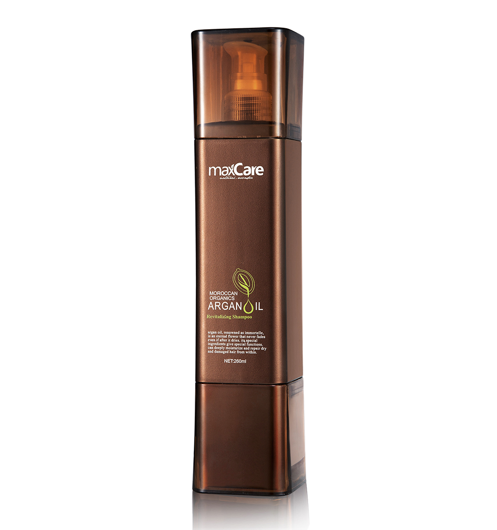 MaxCare ArganOil Revitalizing Shampoo 260ml