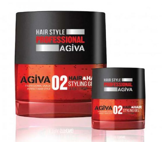 Hair Styling Strong Grip 200 ML - 700 ML