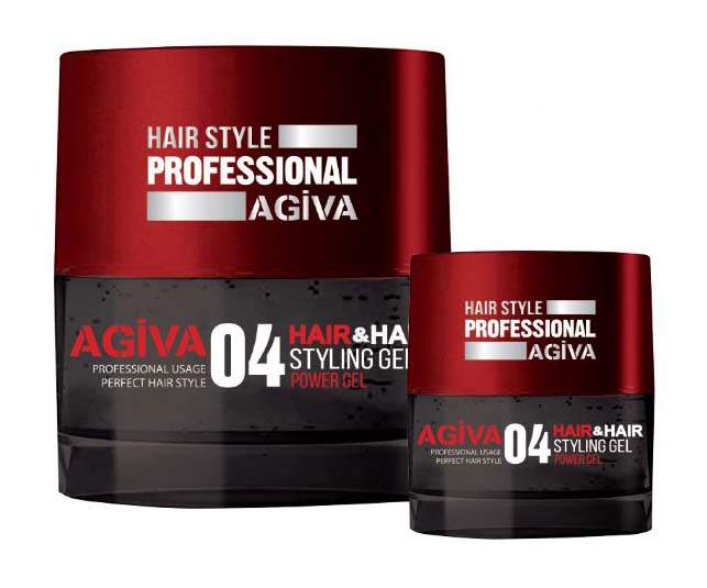 Hair Styling - 700ml - 200 ml Gum Hair